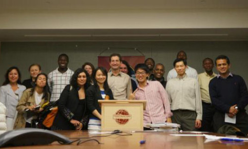 The Upwardly Global Toastmasters