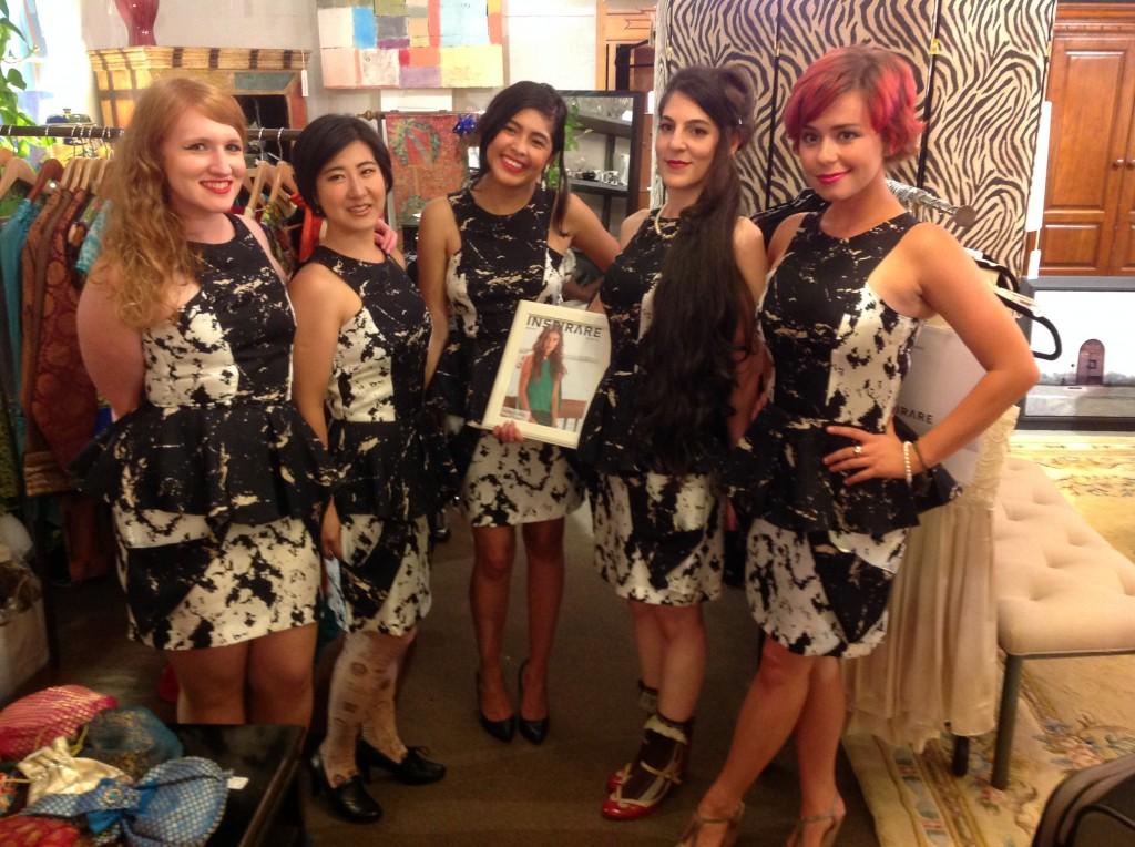 Inspirare dresses
