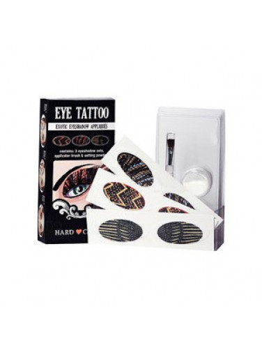eye tatoo